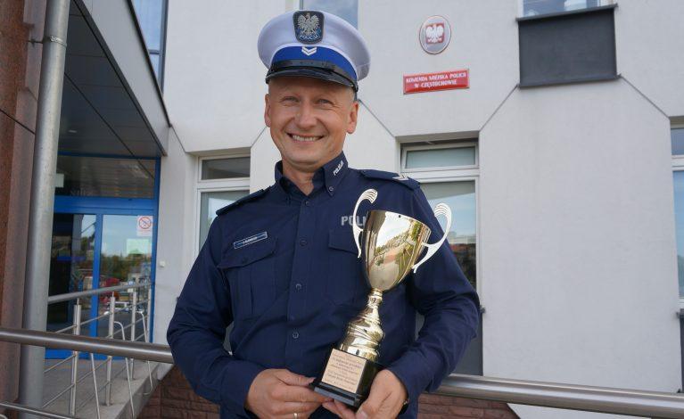 St. sierż. Jacek Głowacki – najlepszy w Polsce!