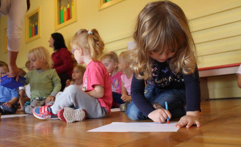 O sztuce dziennikarskiej z przedszkolakami
