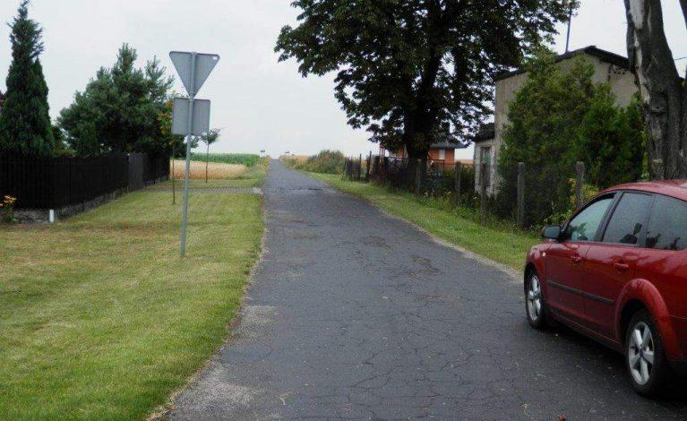 Unijne pieniądze na przebudowę drogi