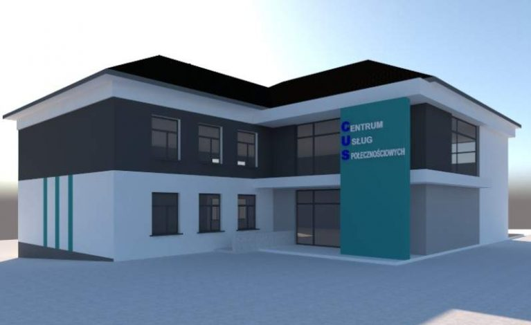 Centrum Usług Społecznościowych wmiejscu przedszkola