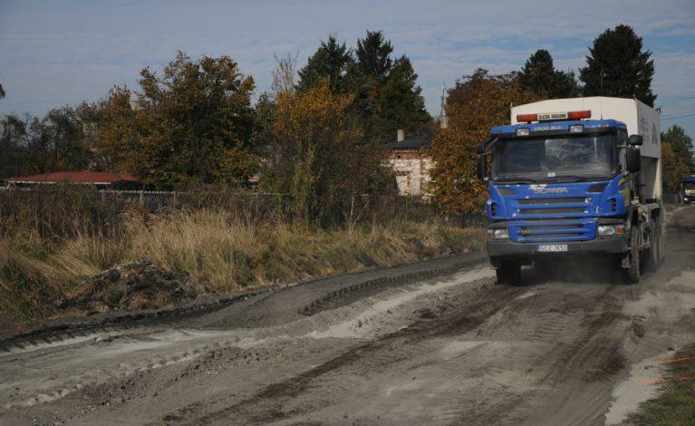 Nowy pomysł na drogi lokalne