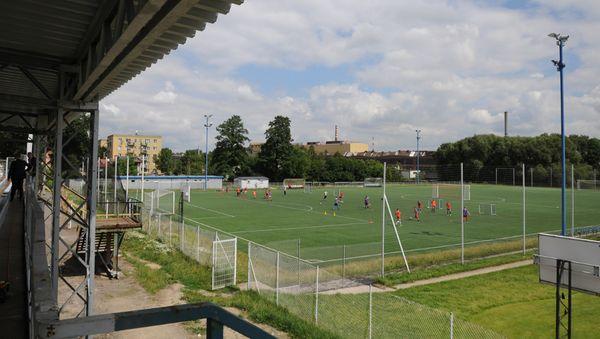 Ruszyły prace modernizacyjne na miejskim stadionie