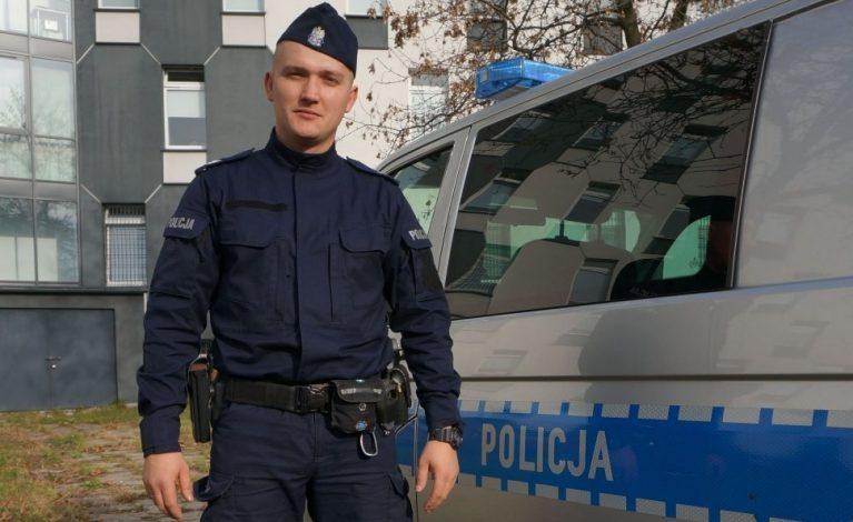 19-latek chciał ukraść alkohol warty ponad 1,6 tys. zł