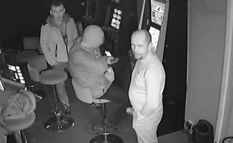 Jeden z przestępców trafił za kratki [VIDEO]