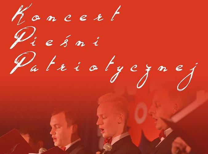 Koncert Pieśni Patriotycznej w Mykanowie