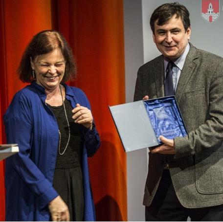 Mirosław Skrzypczyk laureatem Nagrody im. Ireny Sendlerowej