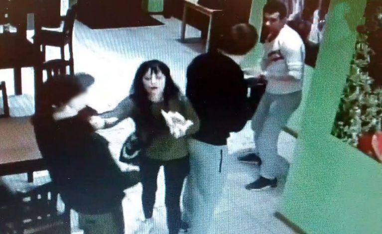 Poszukują sprawców pobicia [VIDEO]