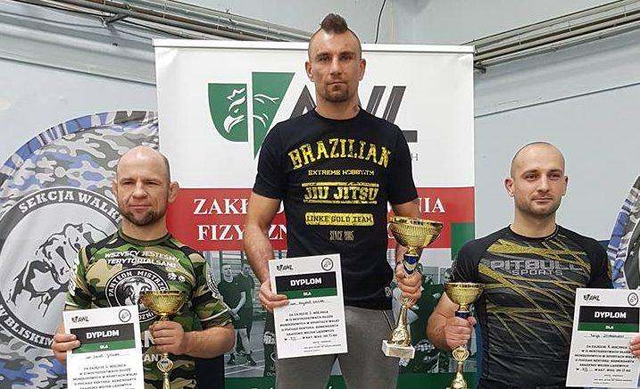 Mistrzostwa Mundurowe w Sportach Walki: Zwyciężył Krzysztof Kułak z Częstochowy