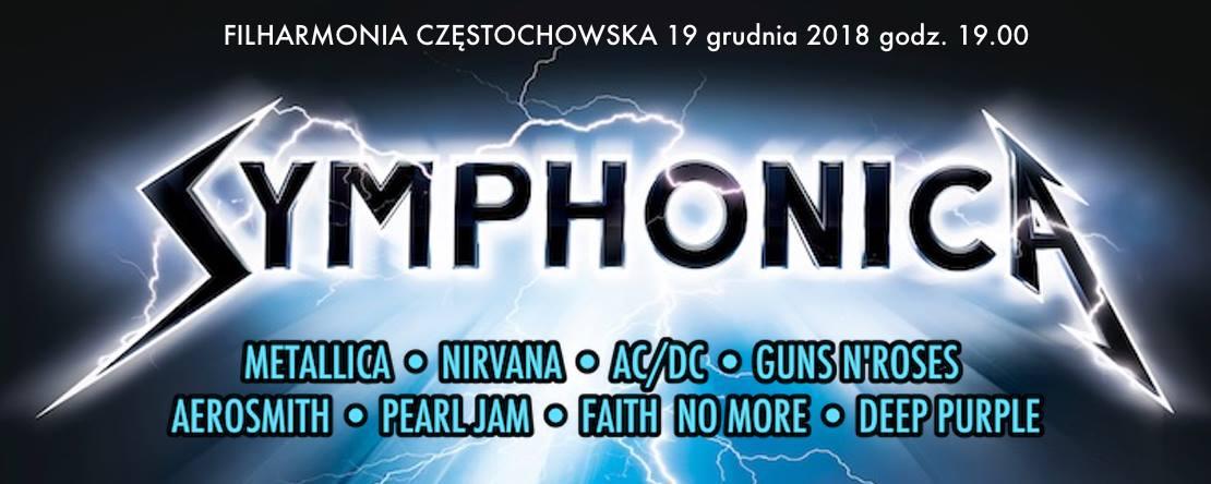 """Multimedialne widowisko """"Symphonica"""" w Filharmonii Częstochowskiej"""