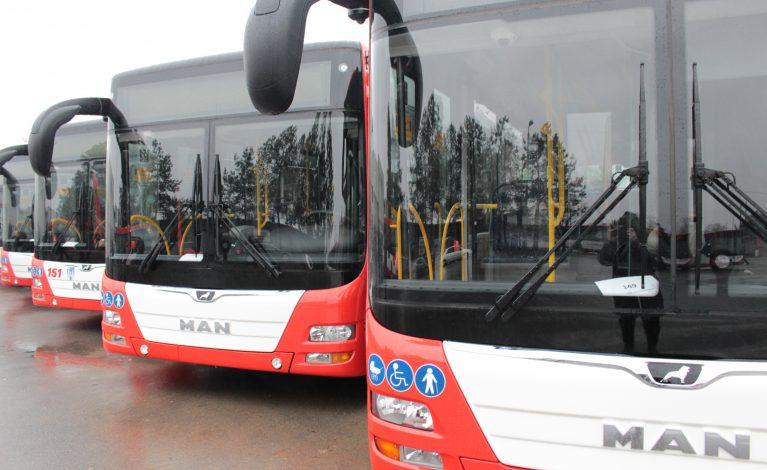 Nowe autobusy na częstochowskich ulicach