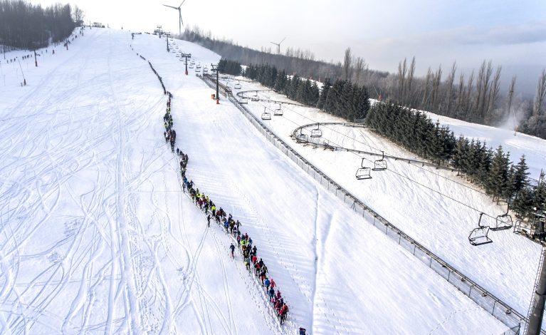 W najbliższą niedzielę biegacze opanują Górę Kamieńsk!