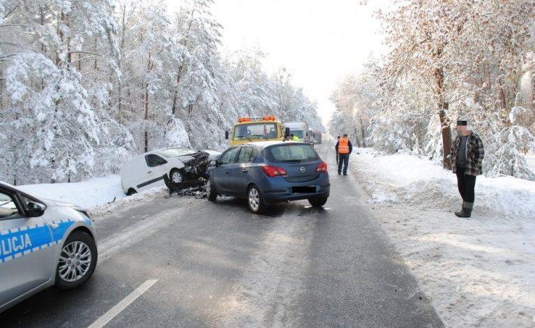 Śmiertelny wypadek w Żarkach