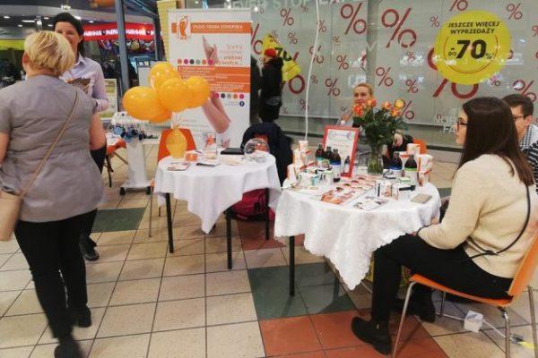 Targi Zdrowia w Centrum Handlowym Auchan w Poczesnej – 26, 27 stycznia