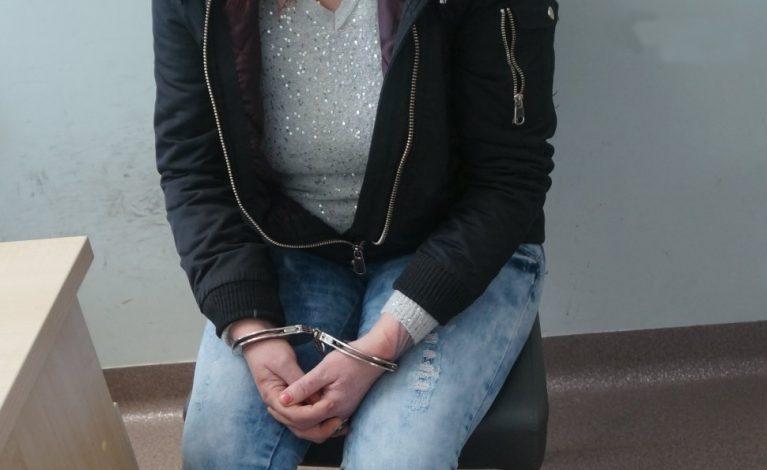 Twierdziła, że jest policjantką…