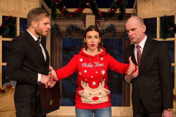 Spektakl – Basia sama w domu – 14 grudnia