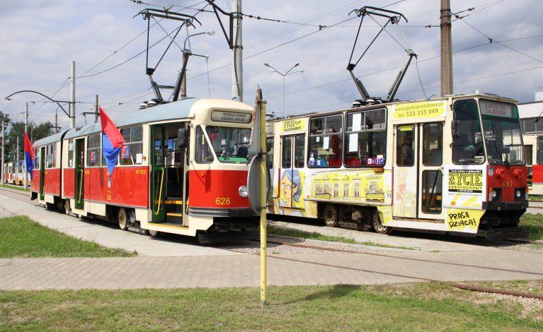 Autobusy zamiast tramwajów w dzielnicy Północ
