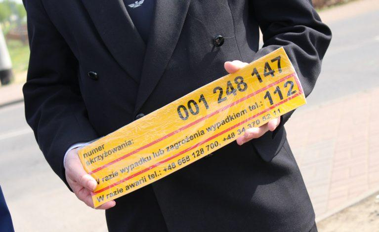 Ponad 400 przejazdów z dodatkowym oznakowaniem