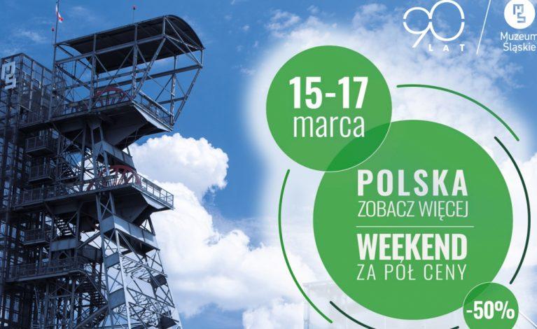 Weekend za pół ceny w Muzeum Śląskim