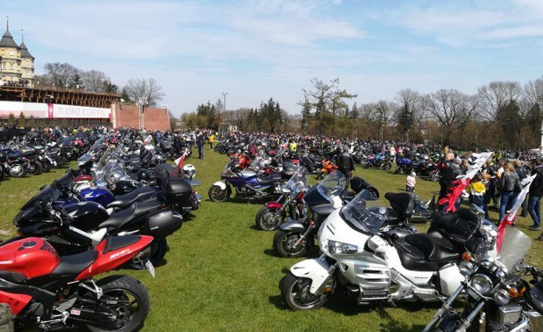 Motocyklowy Zjazd Gwiaździsty na Jasnej Górze