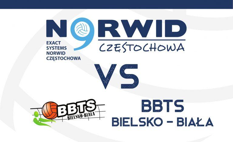 Exact Systems Norwid zagra z BBTS Bielsko-Biała