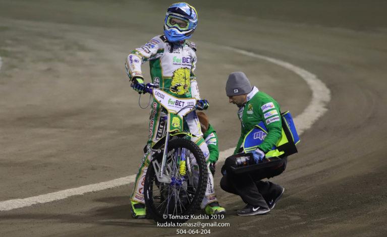 Włókniarz zmierzy się Motorem Lublin