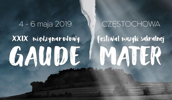"Festiwal ""Gaude Mater"" po raz 29."