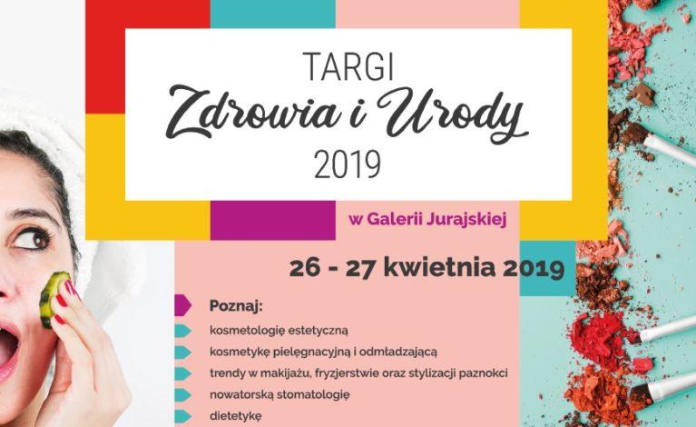 Targi Zdrowia i Urody 2019 w Galerii Jurajskiej