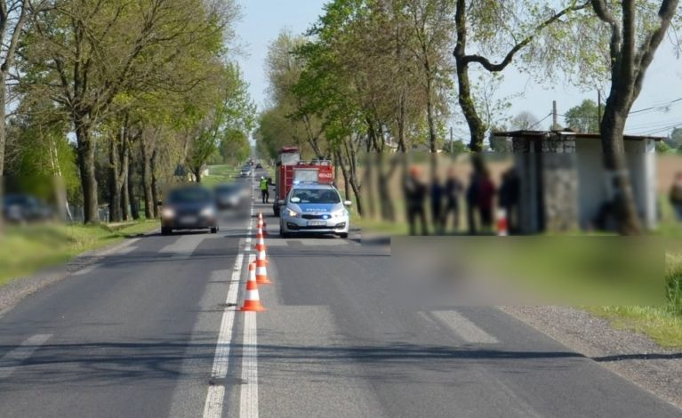 Tragiczny wypadek w Miedźnie. Nie żyje 16-latka