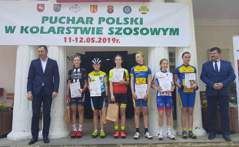 Świetne wyniki zawodników Kolejarz-Jura Częstochowa w Pucharze Polski