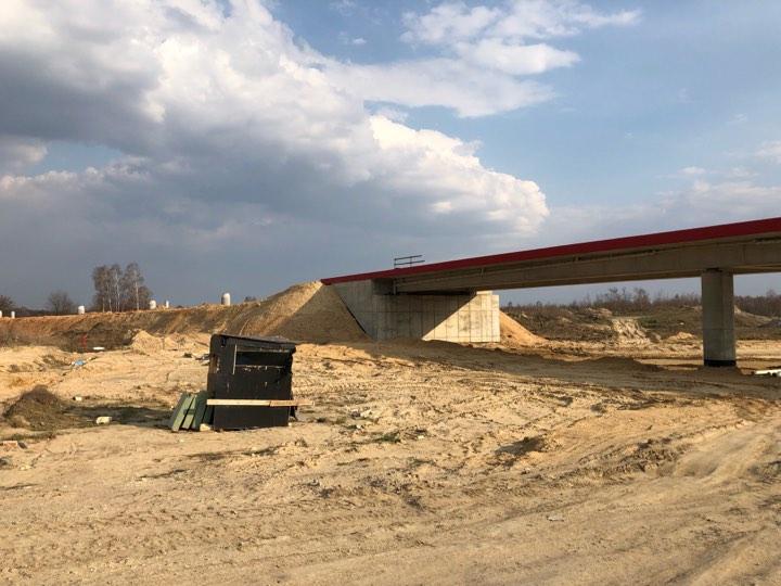 Korupcja przy budowie autostrady A1