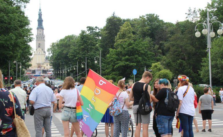 Marsz równości po raz drugi