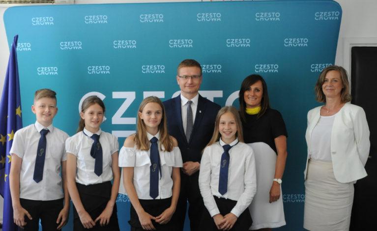 Uczniowie z Częstochowy wpisani do bazy talentów PZLA