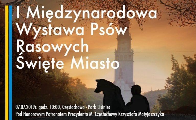 Miłośnicy psów spotkają się na Lisińcu