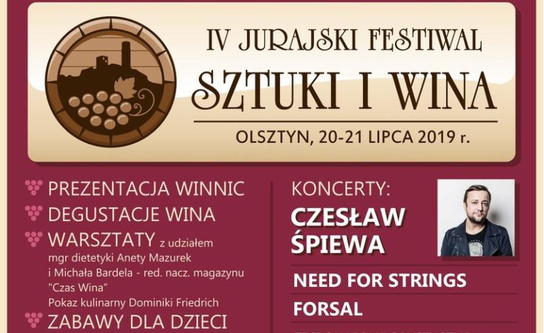 Festiwal wina i Balonowa Jura