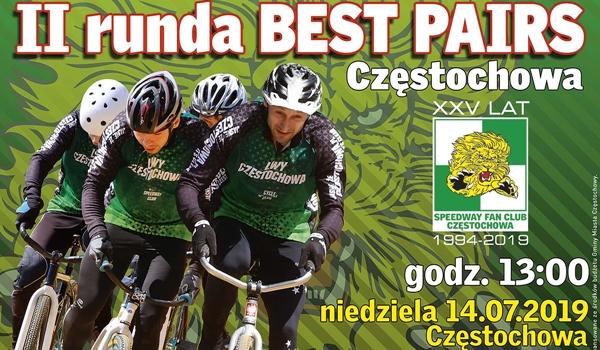 """25-lecie Speedway Fan Club Częstochowa – Turniej """"Best Pairs"""""""
