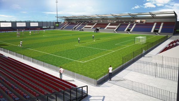 Termin przetargu na rozbudowę stadionu Rakowa przedłużony