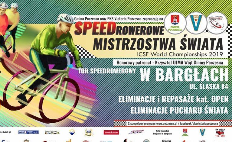 Speedrowerowe Mistrzostwa Świata IC SF Championships 2019