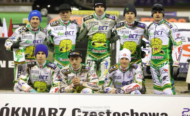 XII runda PGE Ekstaligi: Włókniarz Częstochowa vs. Speed Car Motor Lublin
