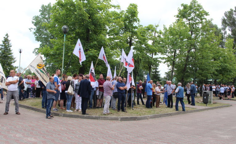 ISD Huta Częstochowa: decyzja do końca sierpnia