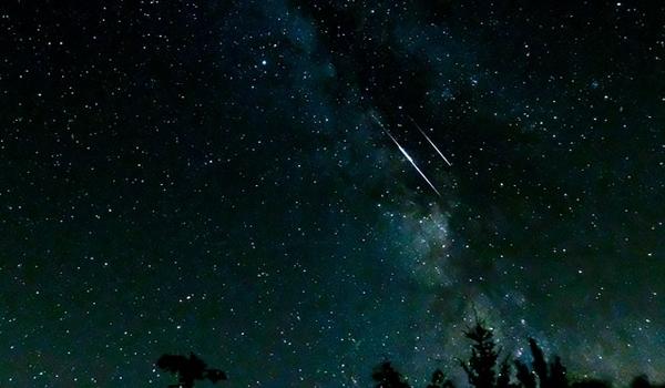 Spadające gwiazdy w ratuszu