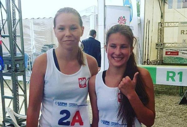 Mistrzostwa Świata Juniorów w Pięcioboju. Częstochowianka z medalami