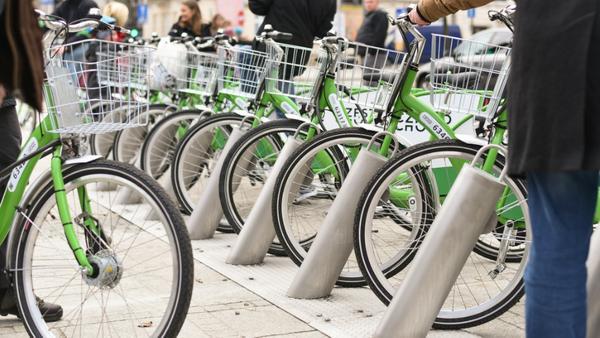 Jest przetarg na operatora systemu miejskich rowerów