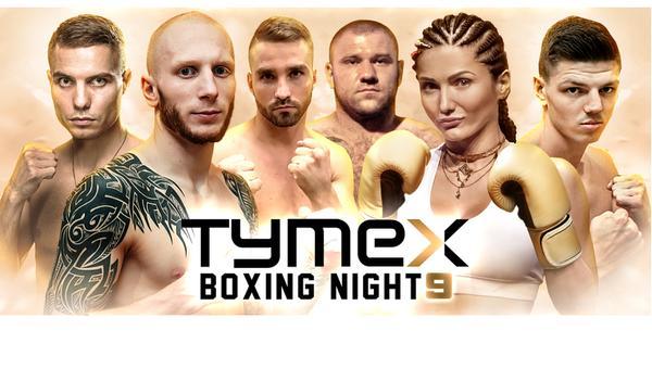 Ponownie w naszym mieście Tymex Boxing Night