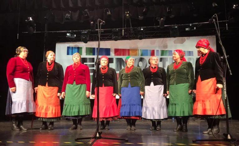 Dwieście sześćdziesiąt osób wystąpiło na scenie Etnostrady