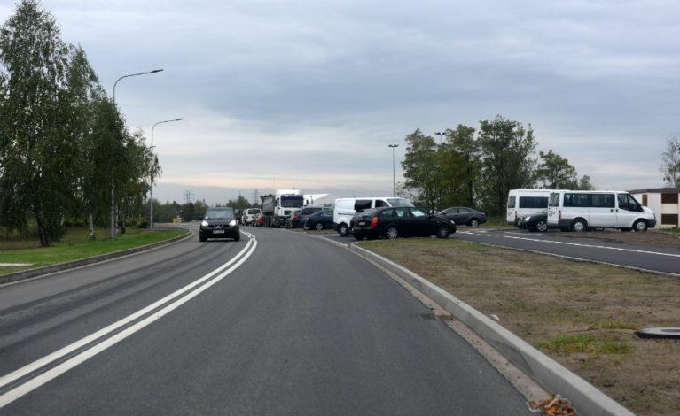 Ulica Korfantego gotowa