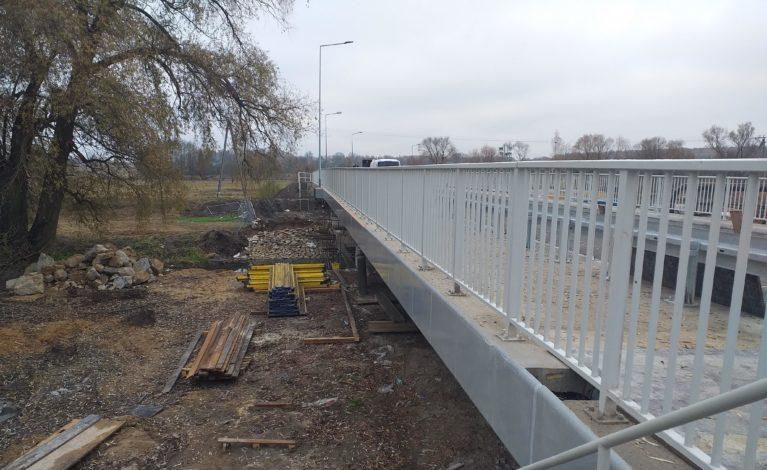 Most na Zawodziu gotowy do końca listopada