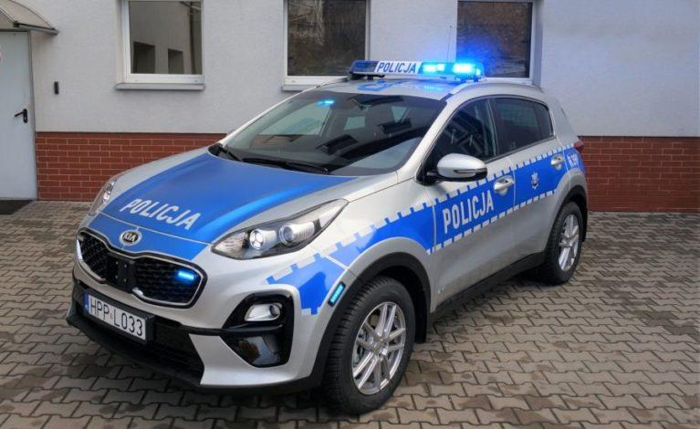 Nowy radiowóz w Lublińcu
