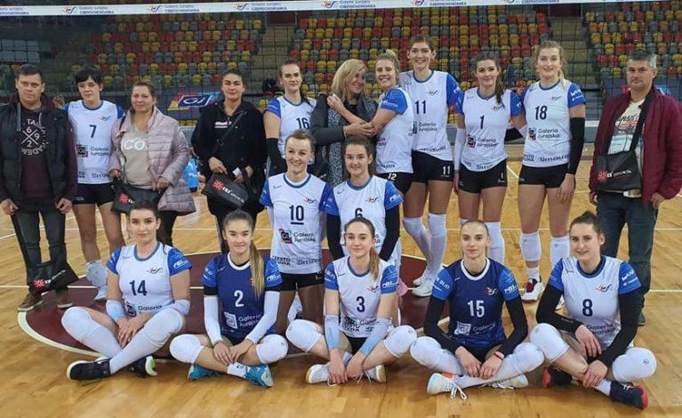 Galeria Jurajska Częstochowianka vs. SAN-Pajda Jarosław