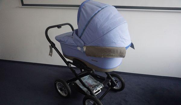 Kolejne dziecko, kolejny wózek