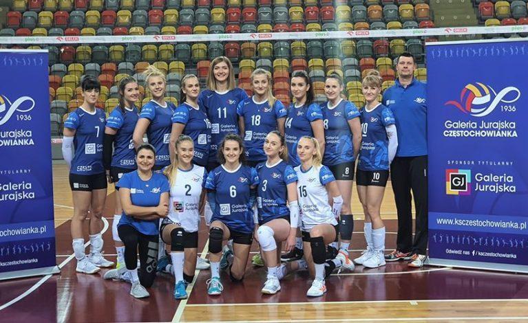 Częstochowianka vs. AZS Politechnika Śląska
